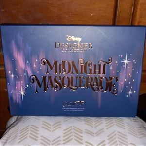 New! Colourpop Disney Midnight Masquerade Palette